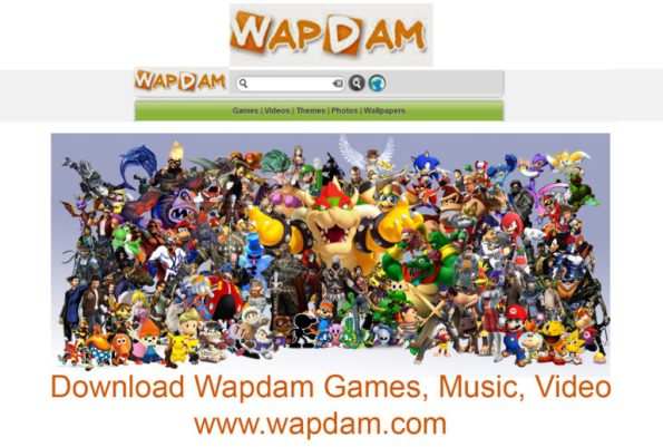 wadam - download games, music, videos on www.wapdam.com